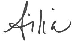 Ailia Signature